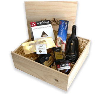 New zealand wine gifts wineplus gift boxes and hampers gourmet nibbles gift box deluxe negle Image collections