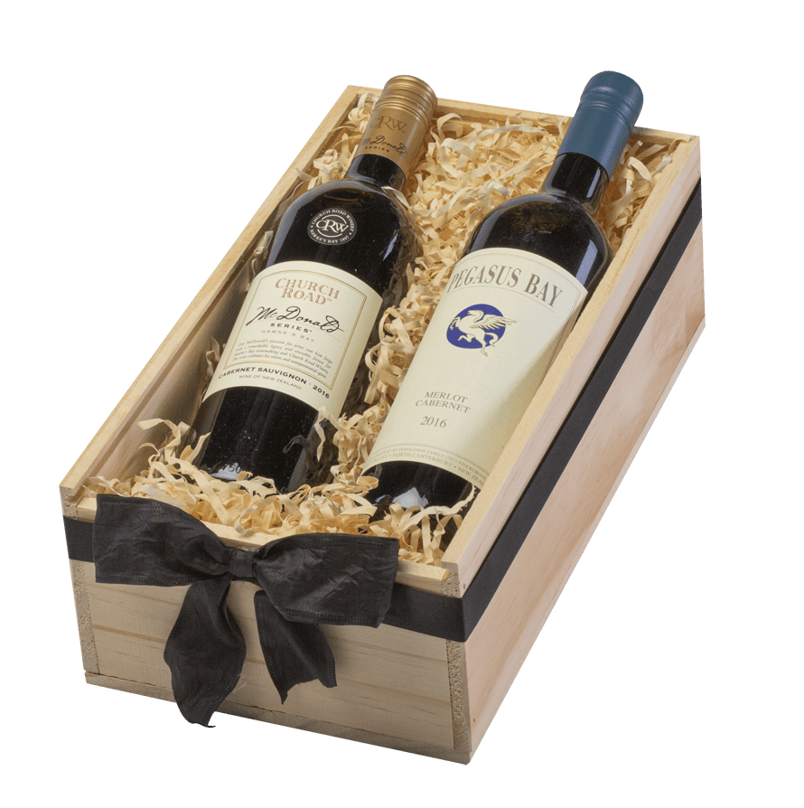 Winter Special Double Wine Gift Box