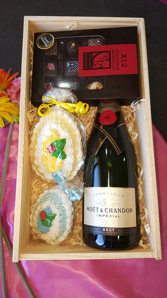 Easter gift box wineplus easter gift box negle Gallery